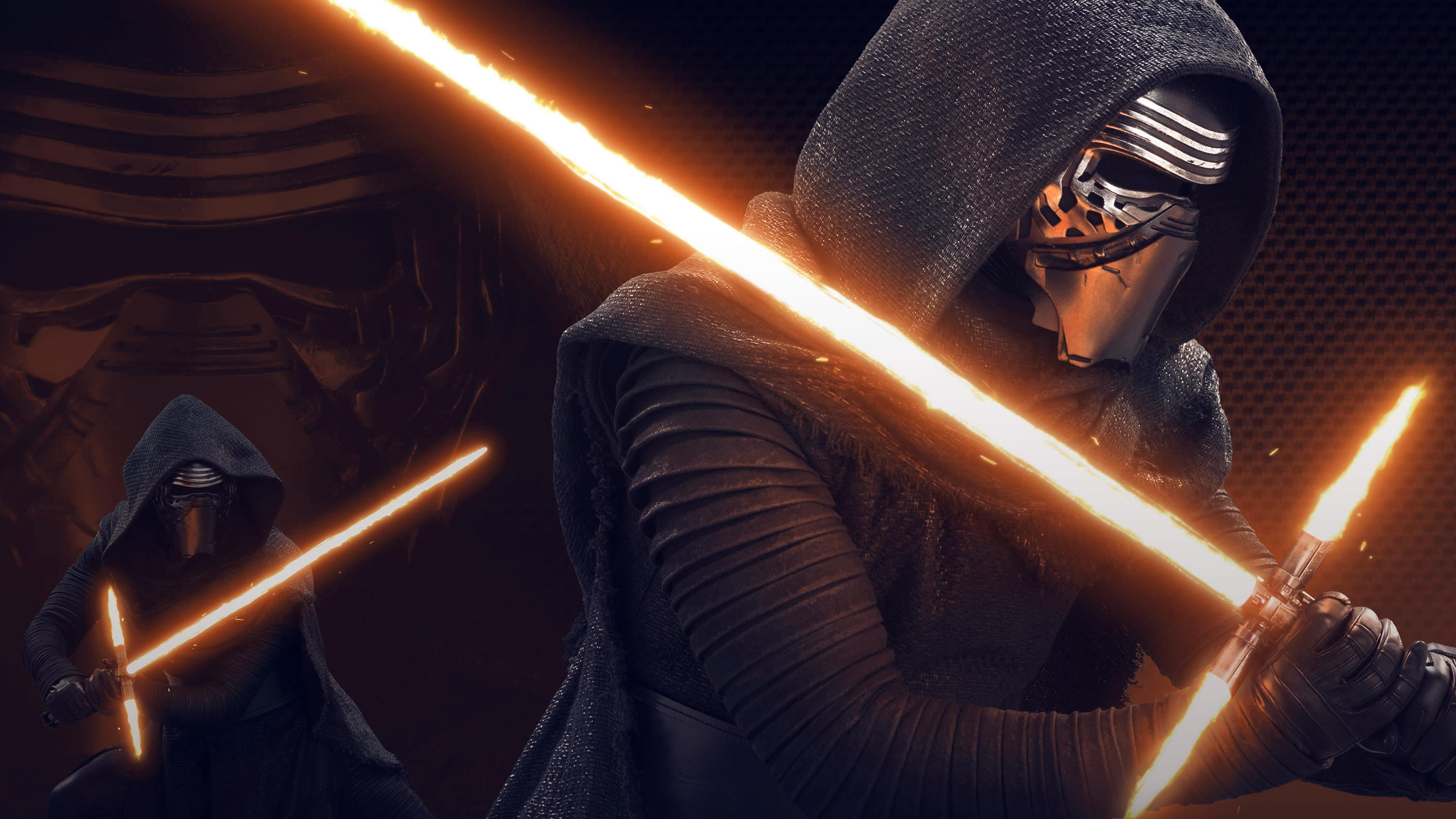Kylo Ren Wallpaper Posted By Ethan Simpson