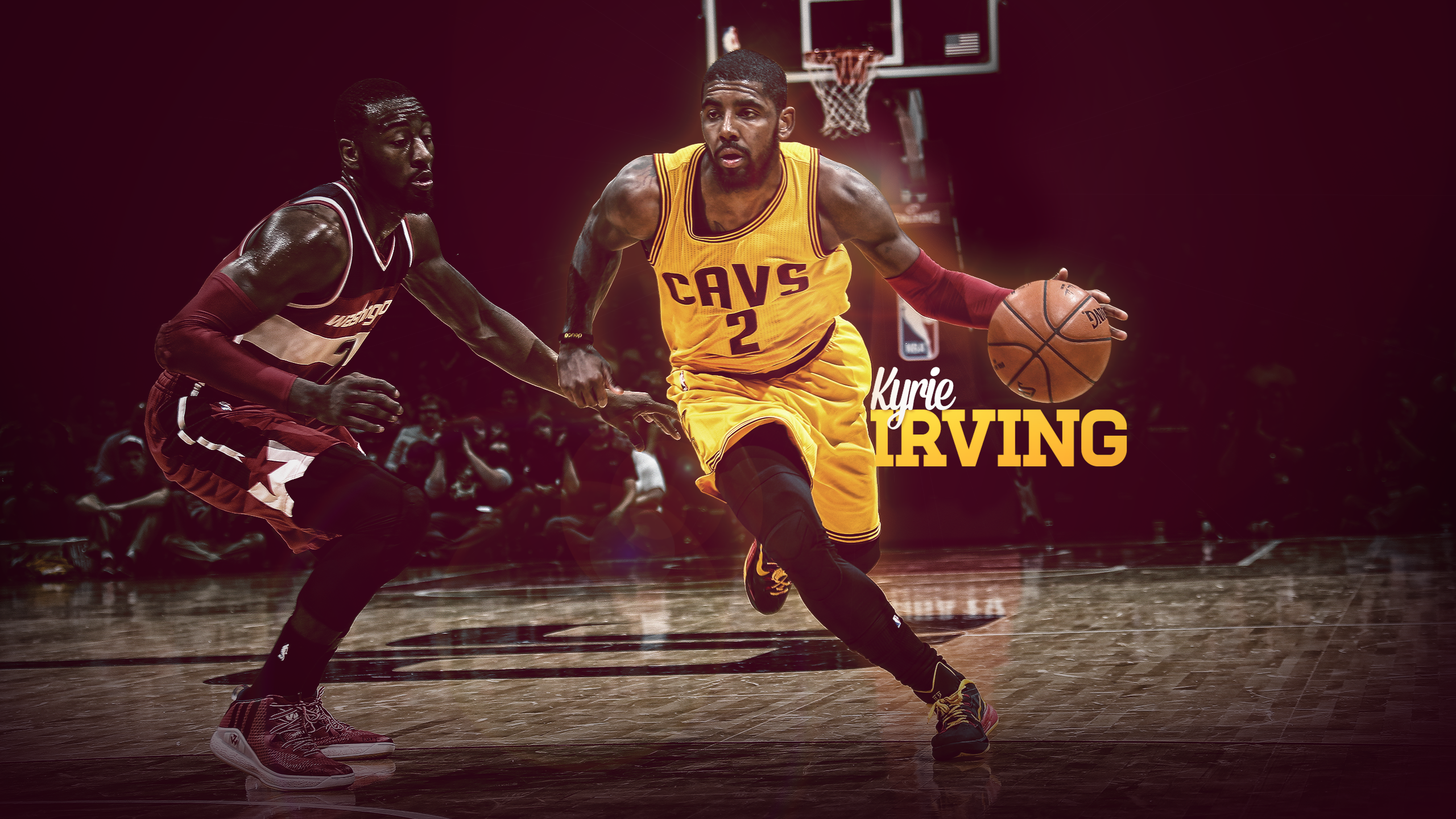 Kyrie Irving Hd Wallpaper Iphone Posted By Zoey Walker