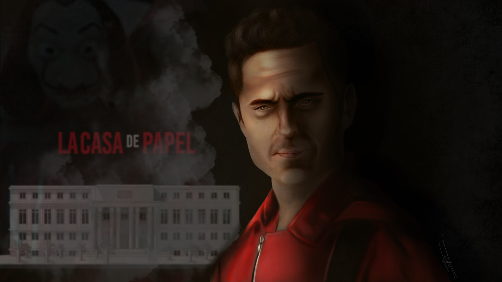La Casa De Papel Berlin Wallpapers Posted By Samantha Sellers