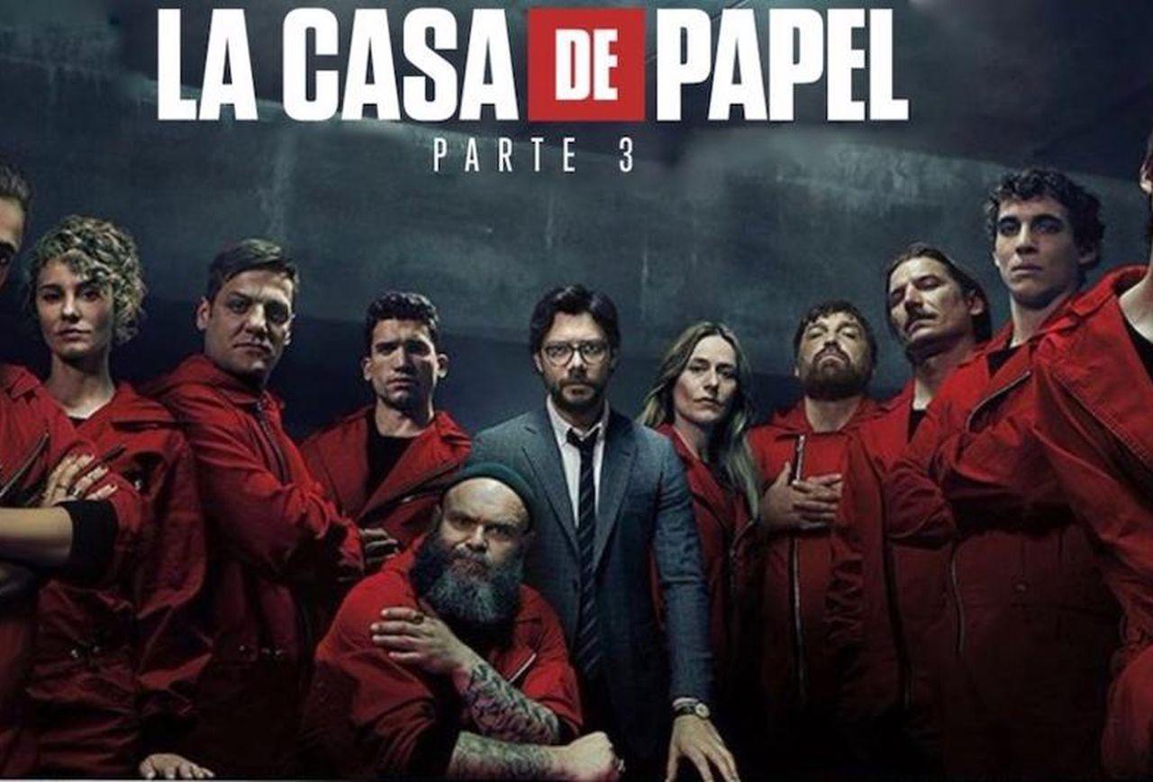 La Casa De Papel Wallpaper Posted By Samantha Tremblay