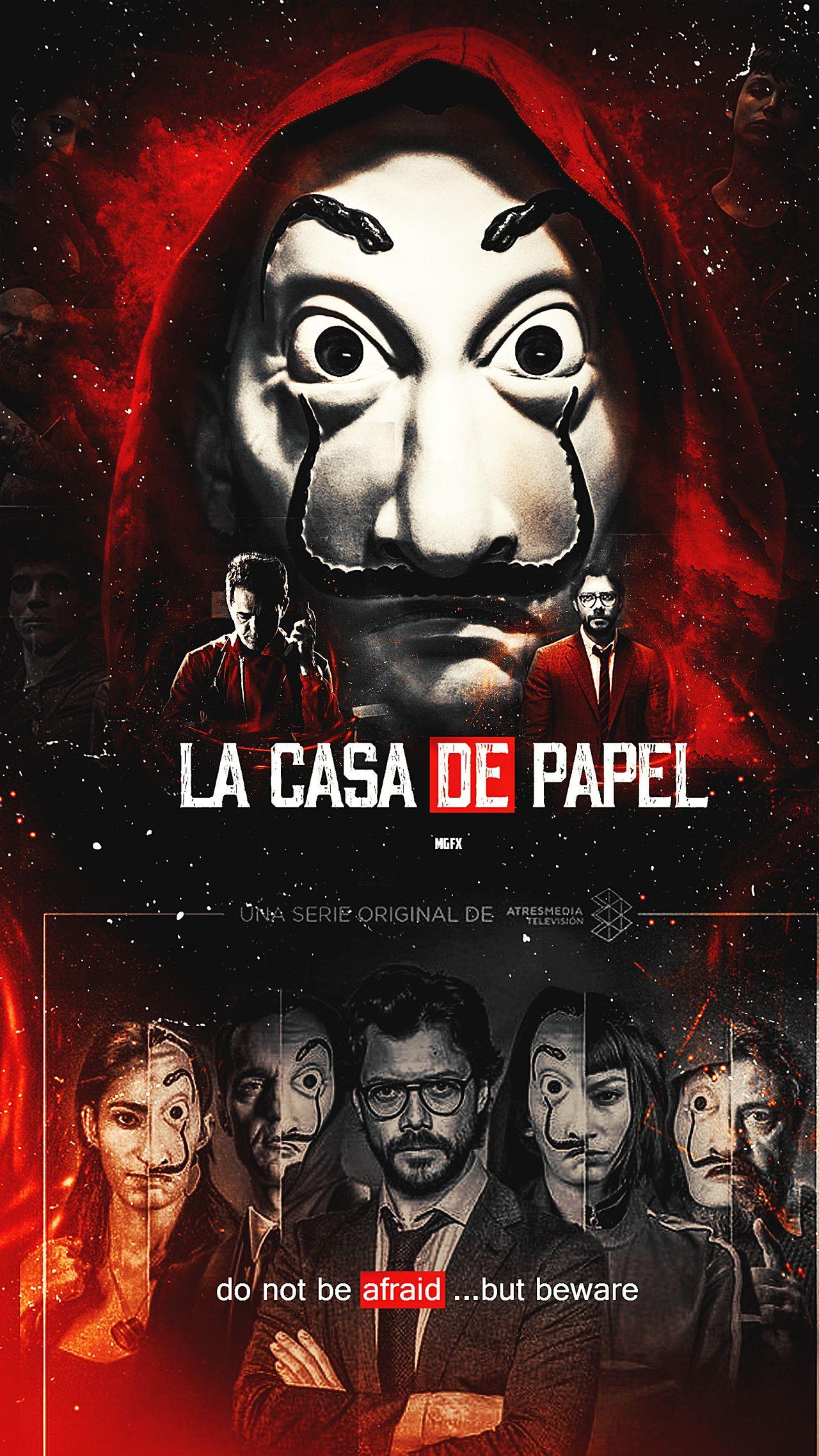 La Casa De Papel Wallpapers Posted By Michelle Anderson