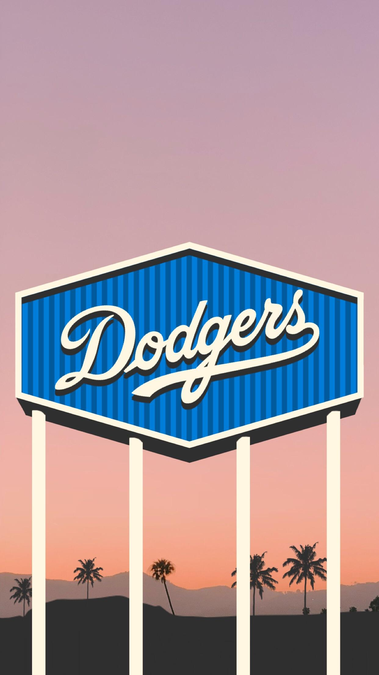 La Dodgers Iphone Wallpaper Posted By Samantha Simpson