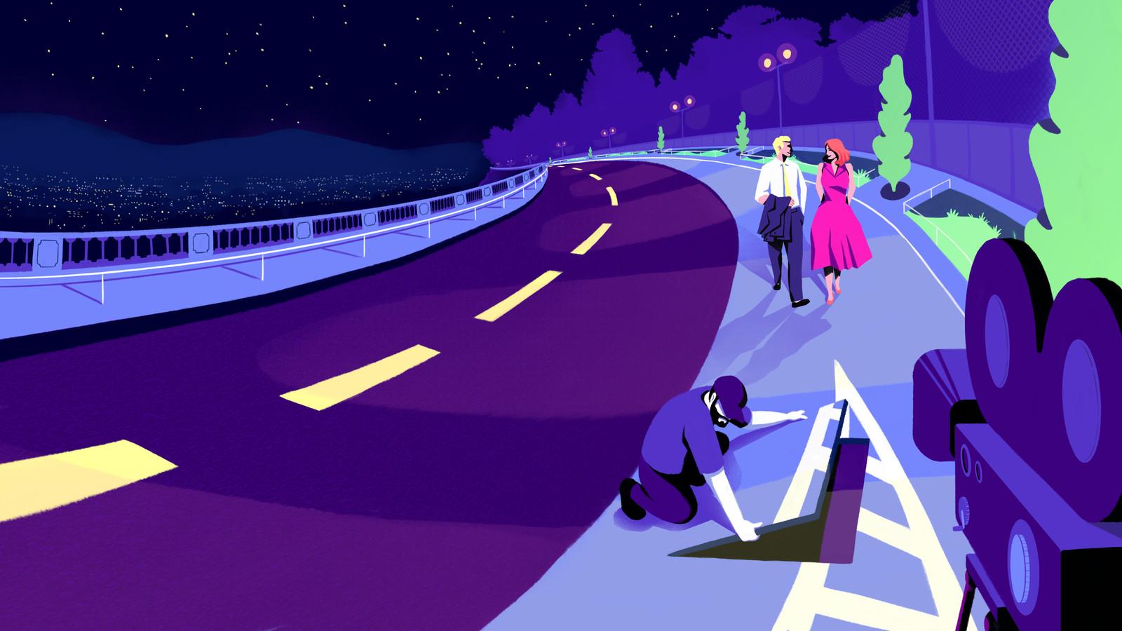 La La Land Desktop Wallpaper Posted By Zoey Cunningham