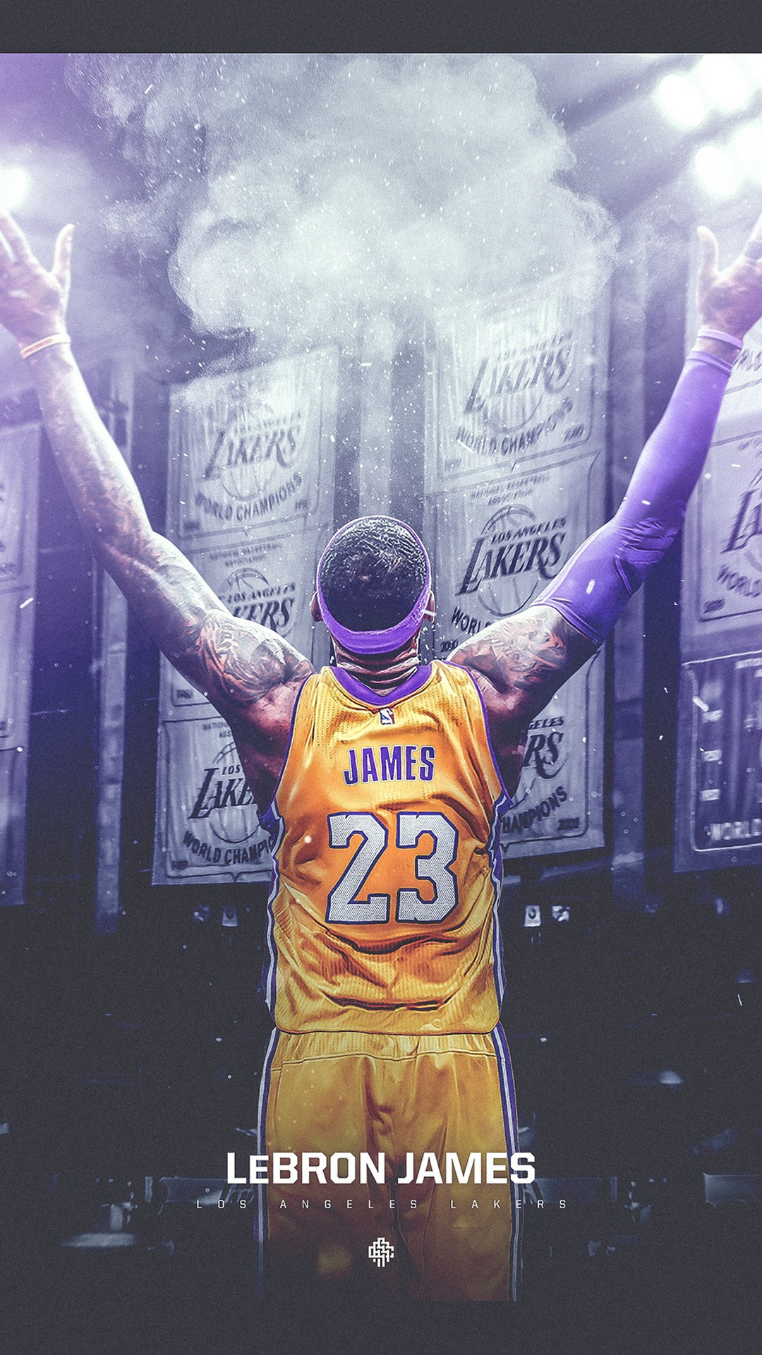 Lakers Wallpaper Lebron Posted By Ethan Mercado