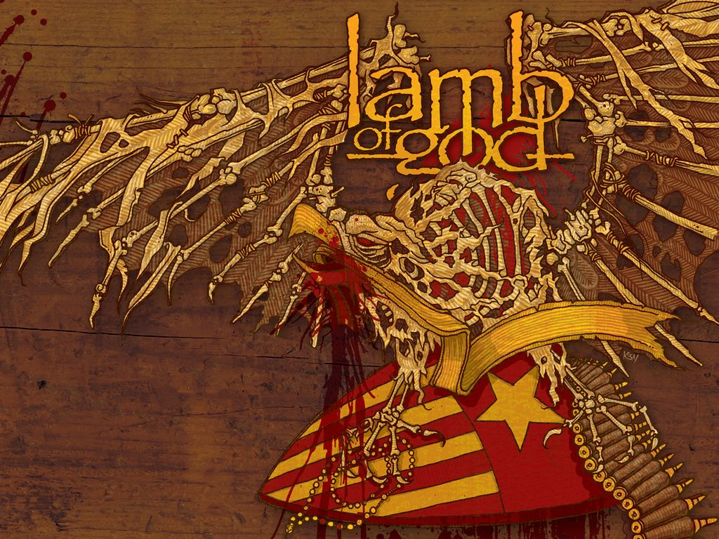 Lamb Of God Iphone Wallpaper Posted By John Simpson
