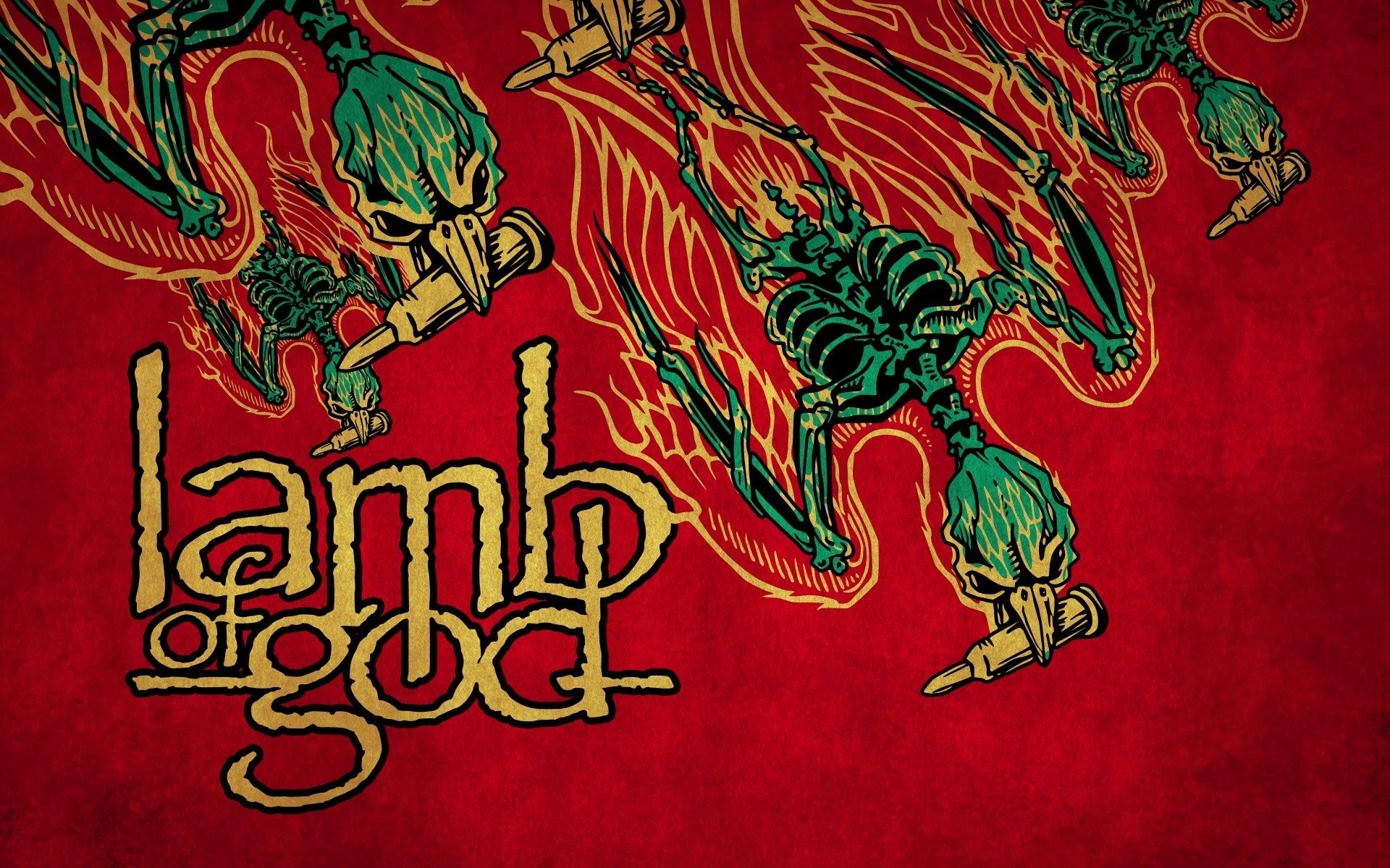 Lamb Of God Wallpaper Posted By Sarah Thompson