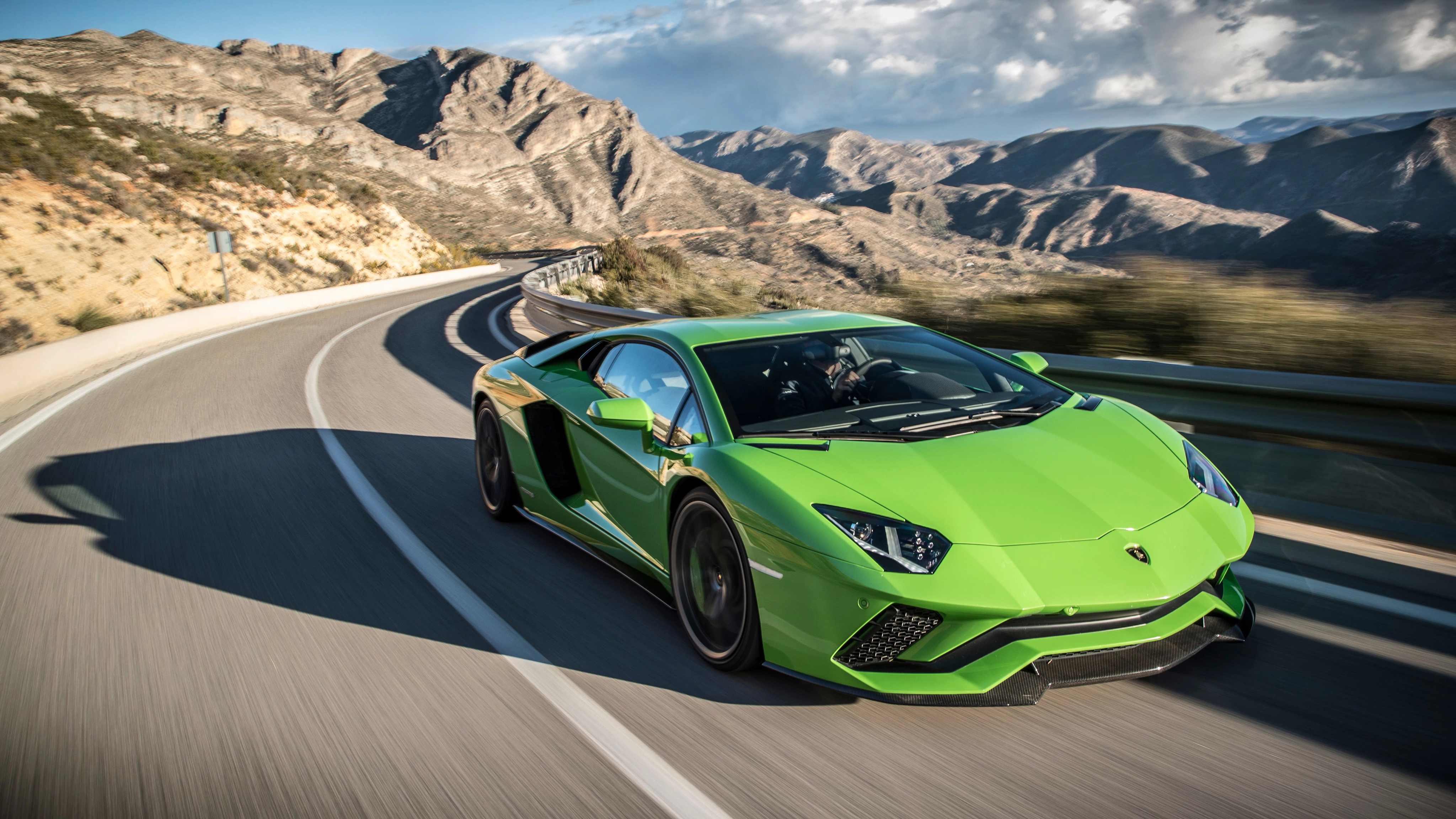 Lamborghini Aventador Sv Roadster Wallpaper Posted By Michelle