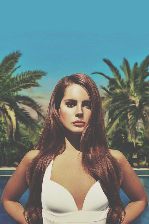 Lana Del Rey Iphone Background Posted By Zoey Tremblay