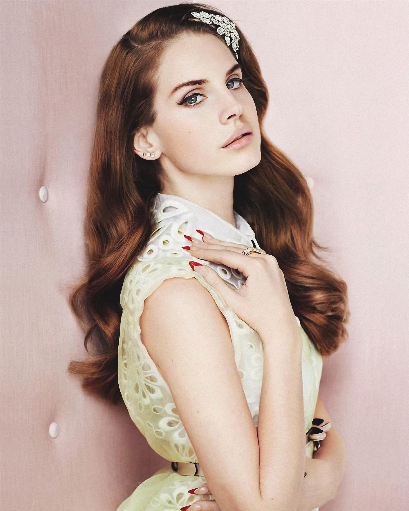 Lana Del Rey Iphone Wallpaper Posted By Samantha Mercado