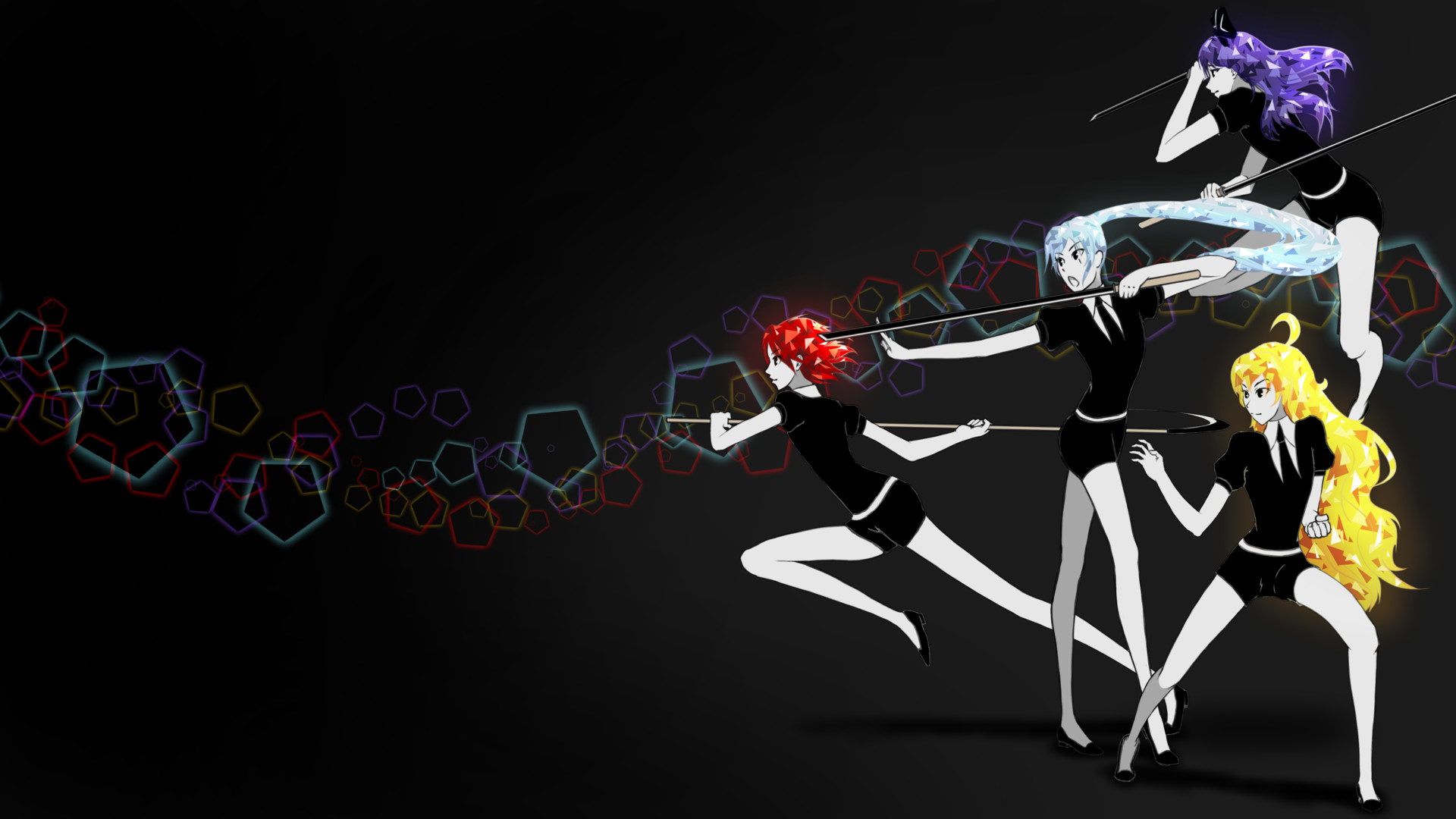 Land Of The Lustrous Wallpaper Posted By Michelle Mercado
