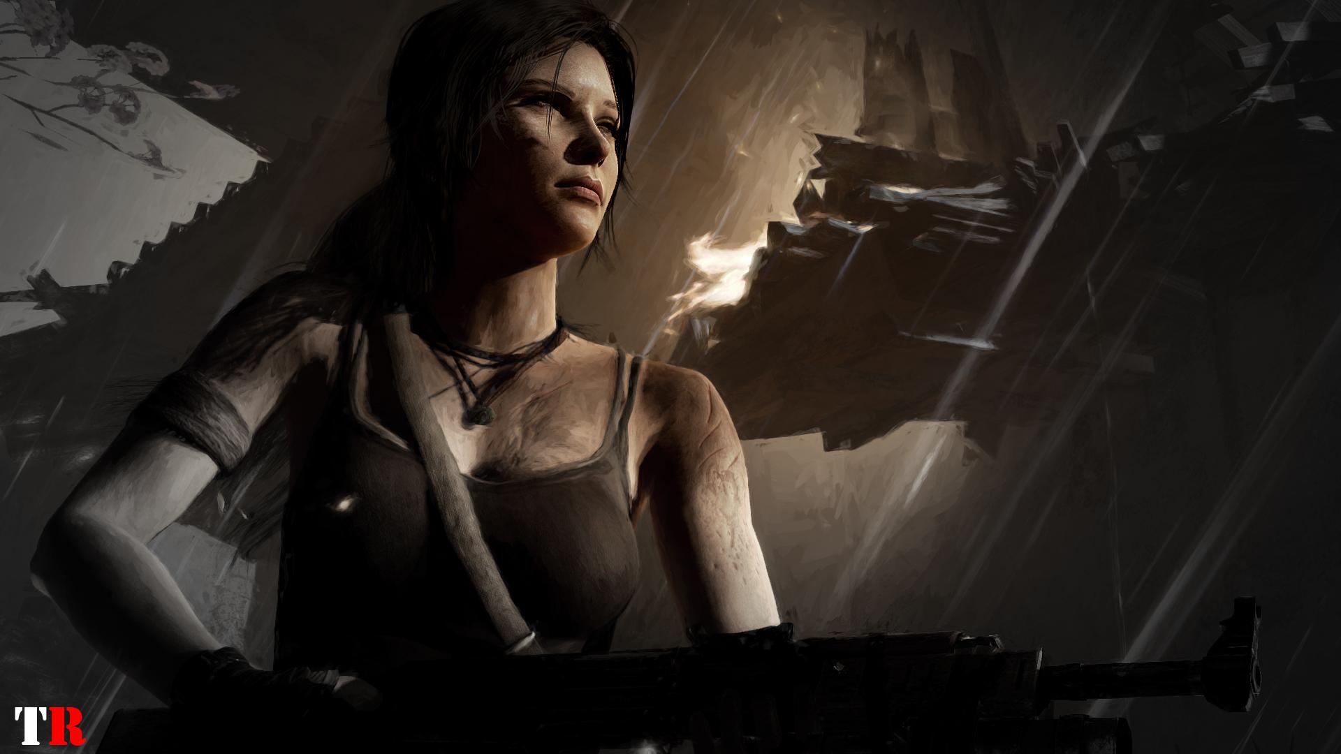 Lara Croft Tomb Raider Wallpaper Posted By Ryan Walker