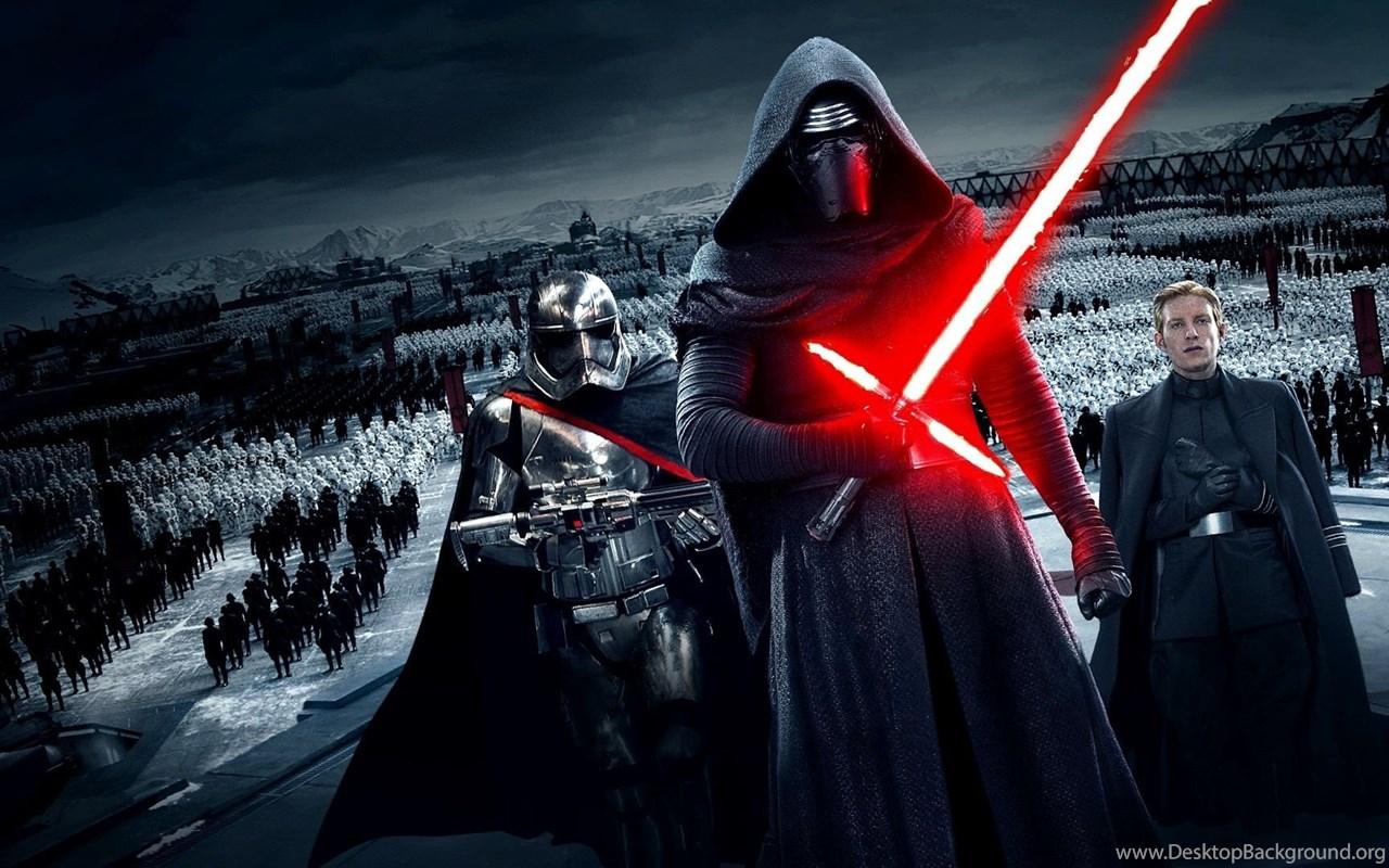 Last Jedi Desktop Wallpaper