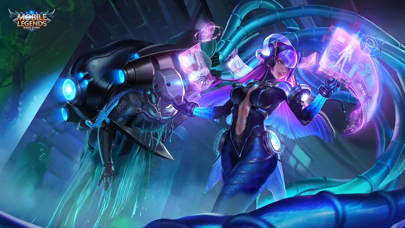 Layla Mobile Legends Wallpapers