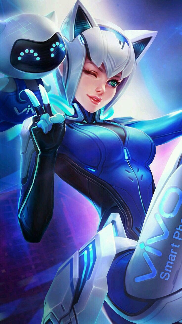 Layla Mobile Legends Wallpapers Posted By Christopher Peltier