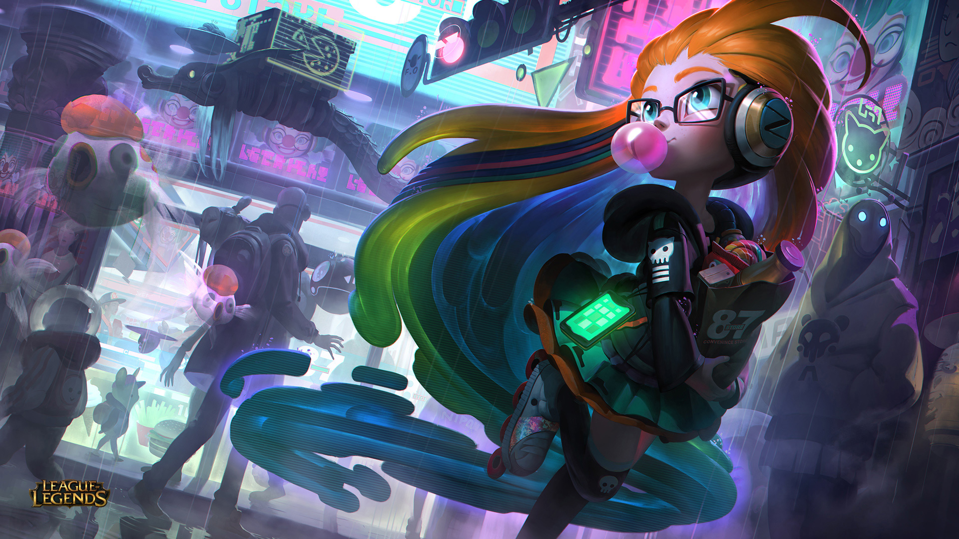 League Of Legends Desktop Wallpaper Hd Posted By Sarah Sellers