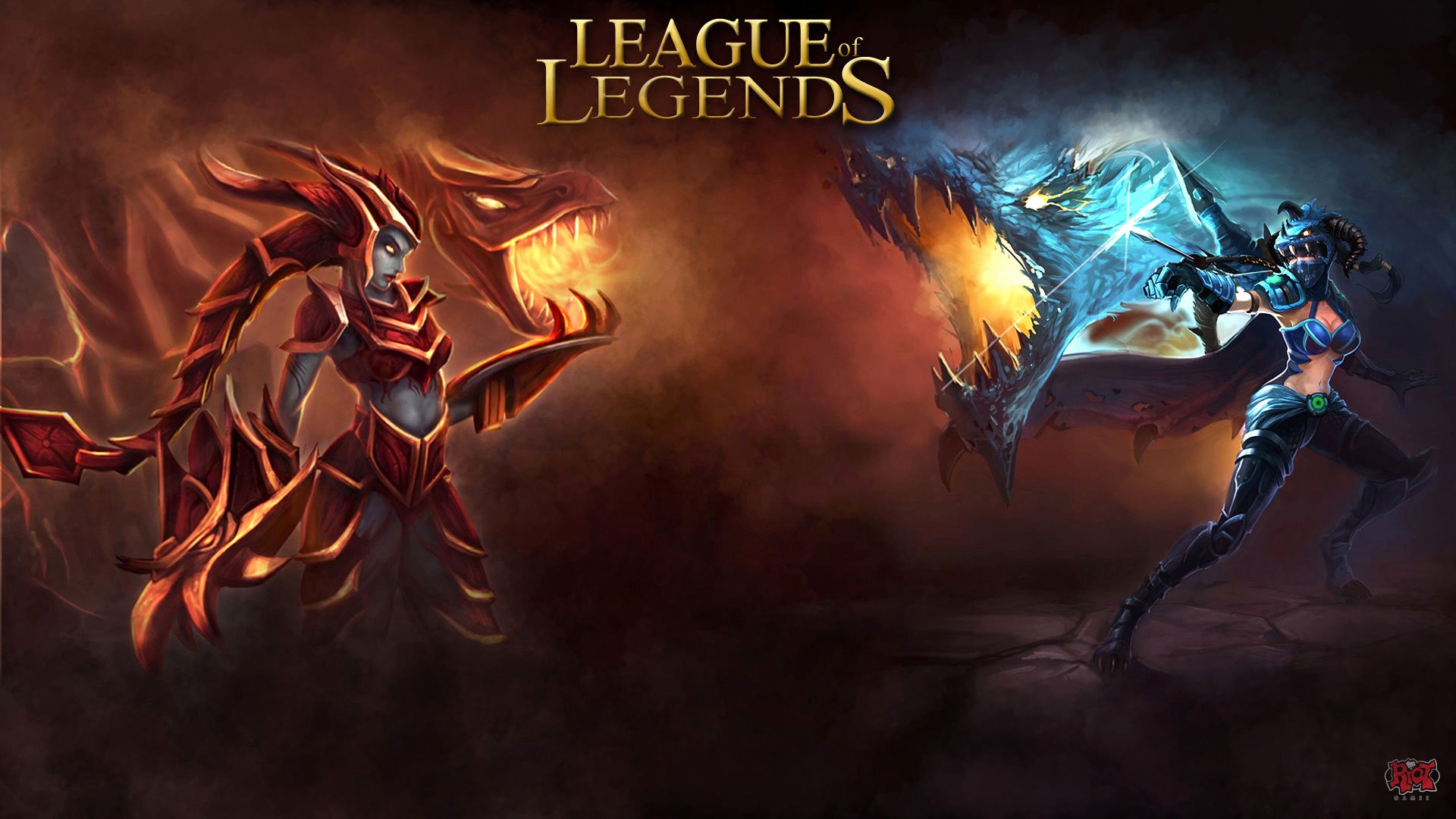 League Of Legends Desktop Wallpaper Posted By Sarah Walker