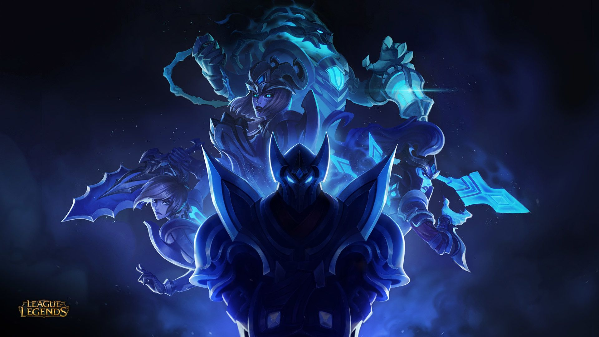 League Of Legends Wallpapers 1920x1080 Posted By John Mercado