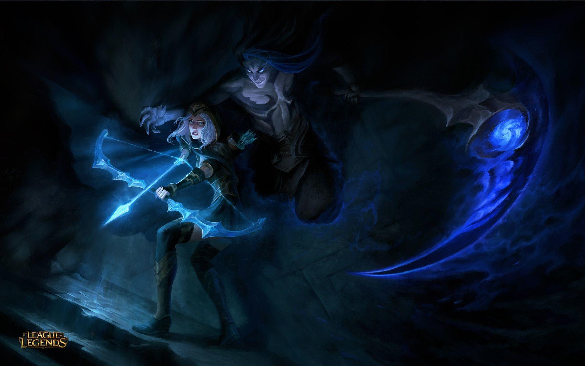 League Of Legends Walpaper