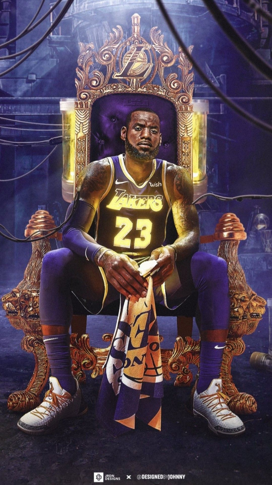 Lebron James Championship Wallpaper Posted By Christopher Cunningham