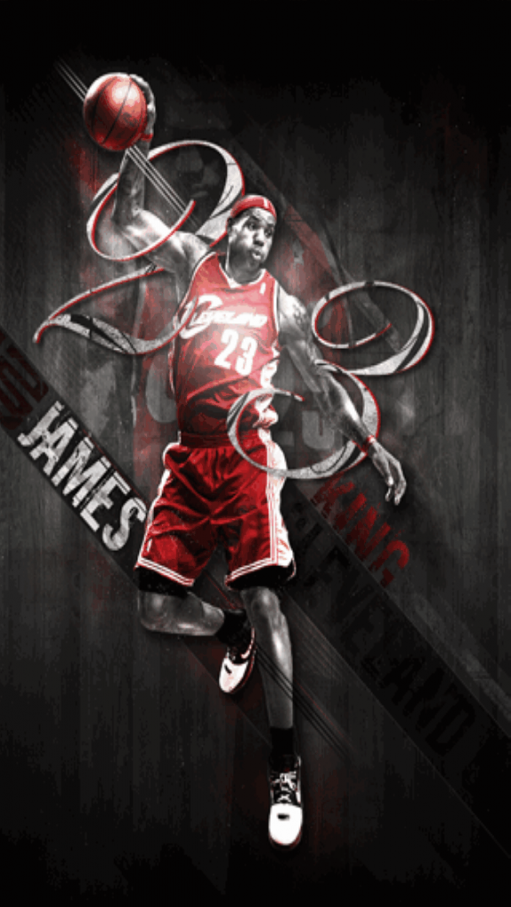 Lebron James Iphone Backgrounds Posted By Michelle Tremblay
