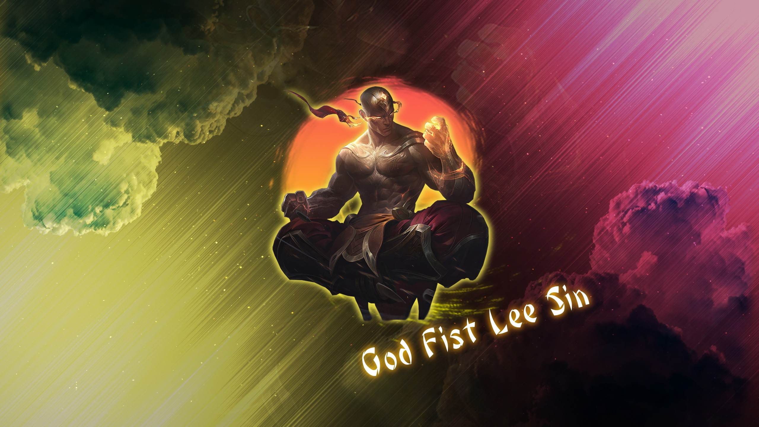 Lee Sin Wallpaper