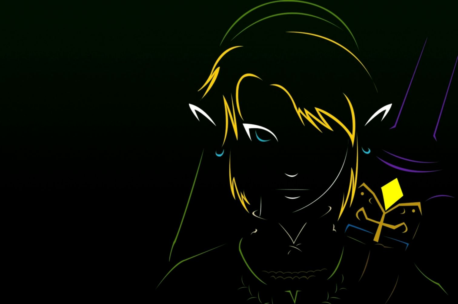 Legend Of Zelda Desktop Wallpapers