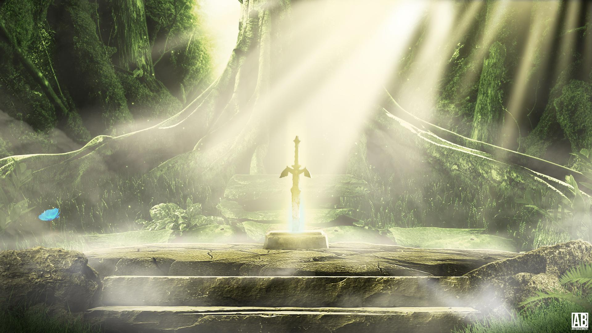Legend Of Zelda Hd Wallpaper Posted By Ethan Simpson