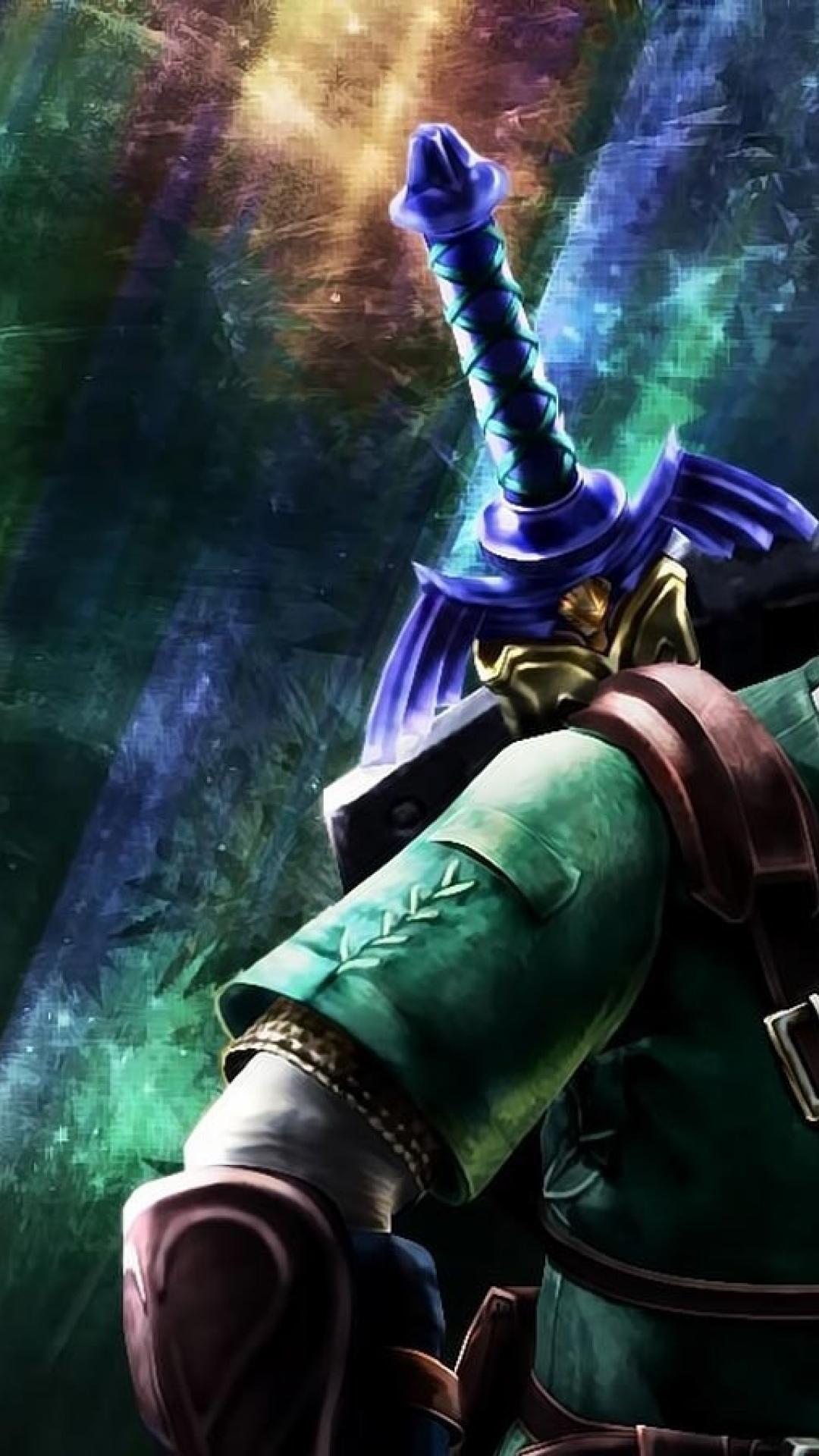 Legend Of Zelda Wallpaper For Android Posted By John Walker