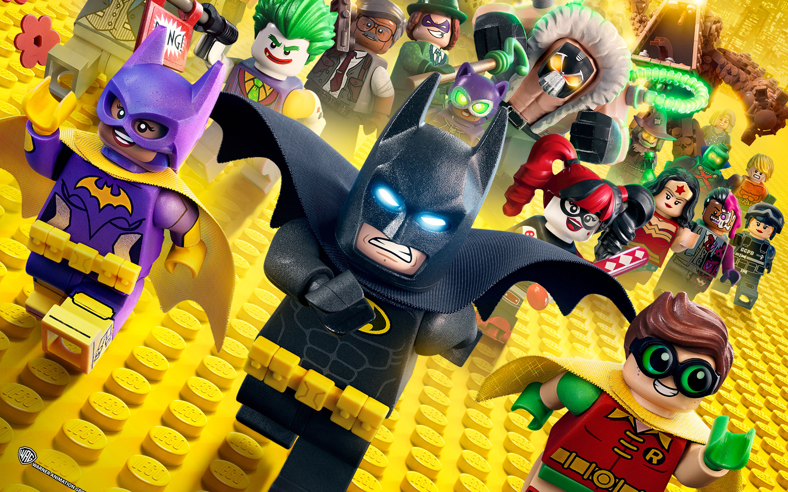 Lego Wallpaper Hd Posted By John Peltier