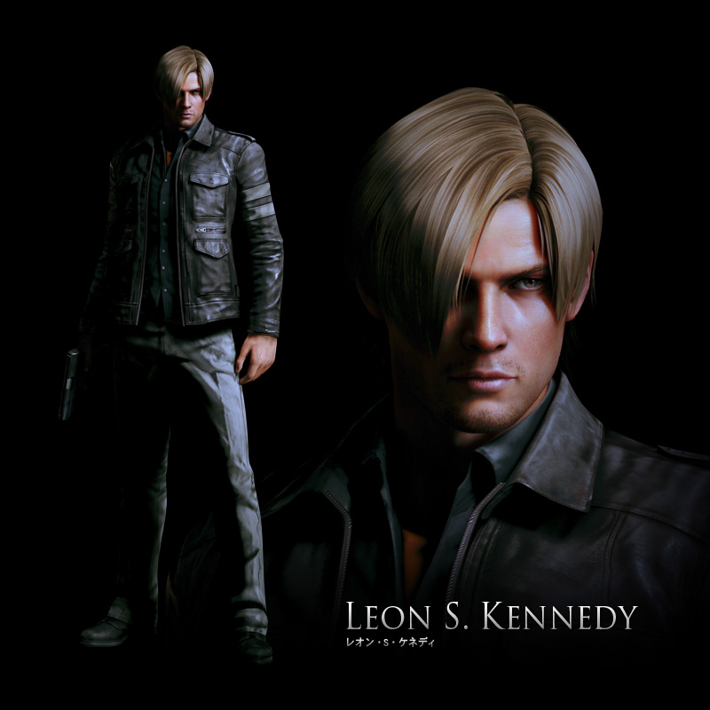 Leon Resident Evil 6 Wallpapers Posted By Christopher Sellers