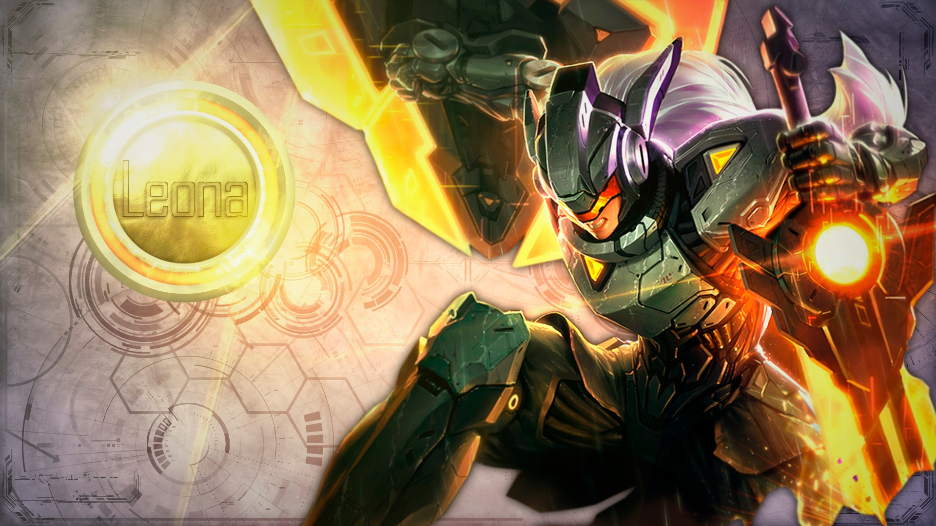 Leona Wallpapers Posted By Ryan Peltier