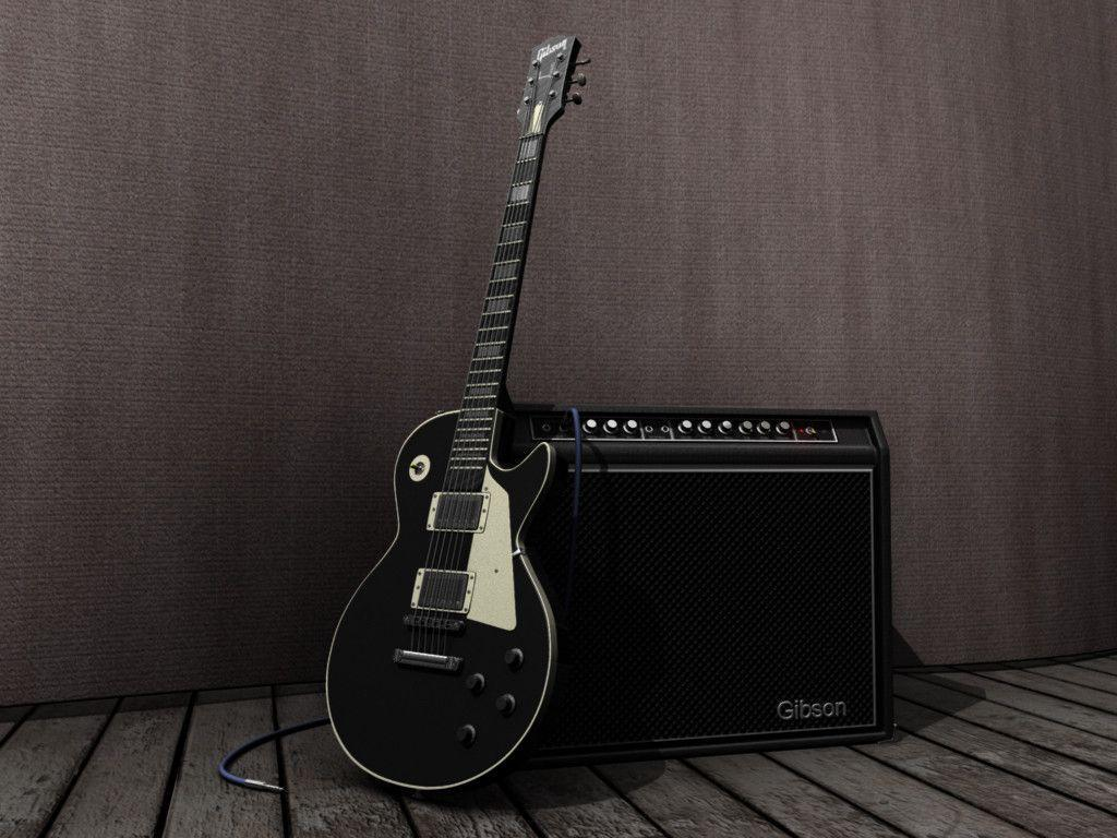 Les Paul Guitar Wallpaper Posted By Zoey Cunningham