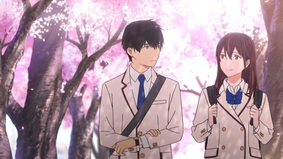 Let Me Eat Your Pancreas Anime Posted By Michelle Simpson