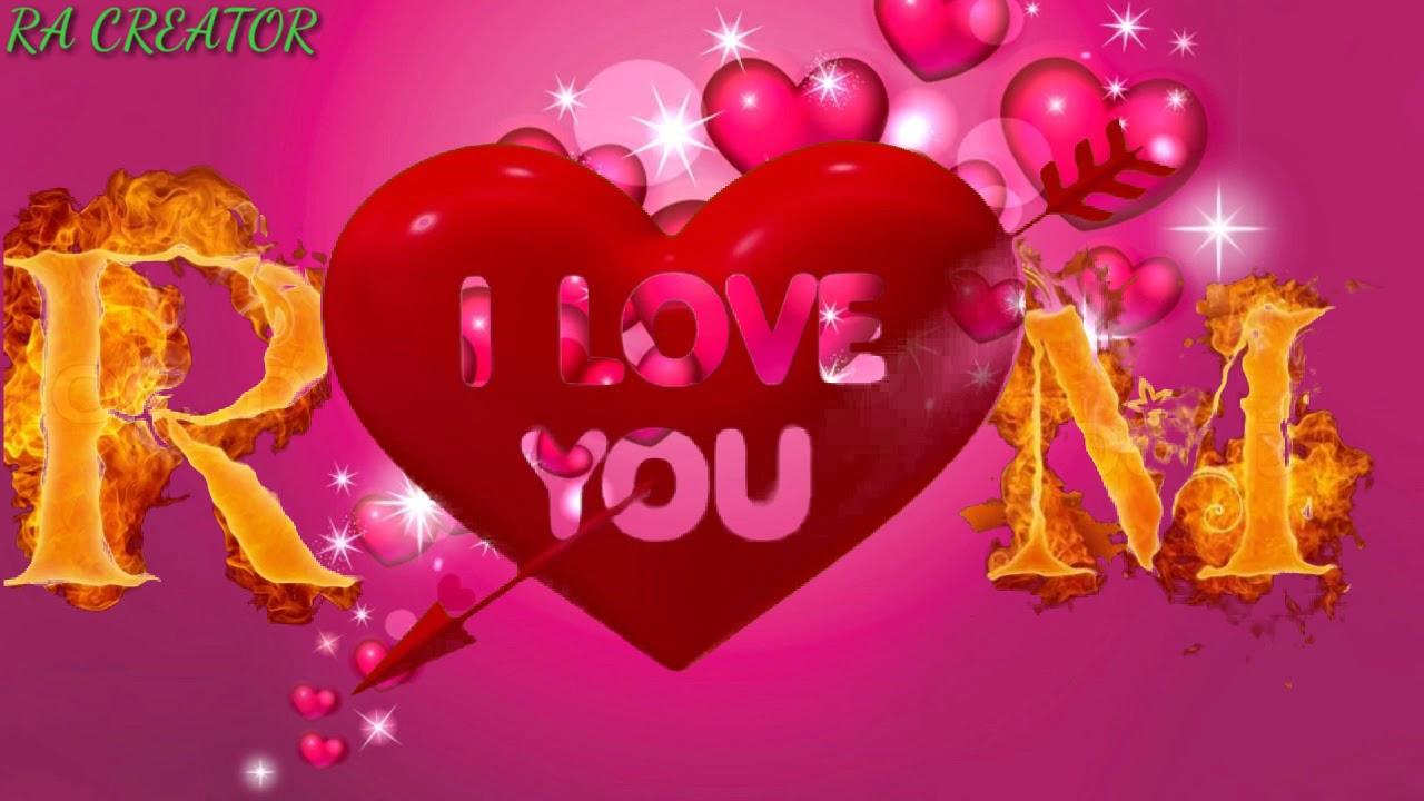 Letter M Love Wallpapers R Whatsapp Status J Logo Format S