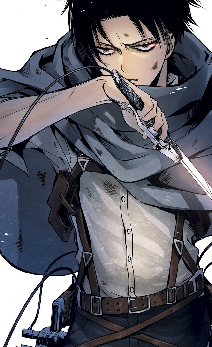 Levi Ackerman Iphone Wallpaper Posted By Samantha Sellers