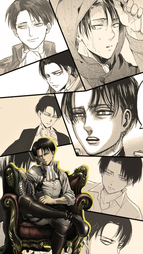 Levi Ackerman Wallpaper Iphone Posted By Ryan Tremblay