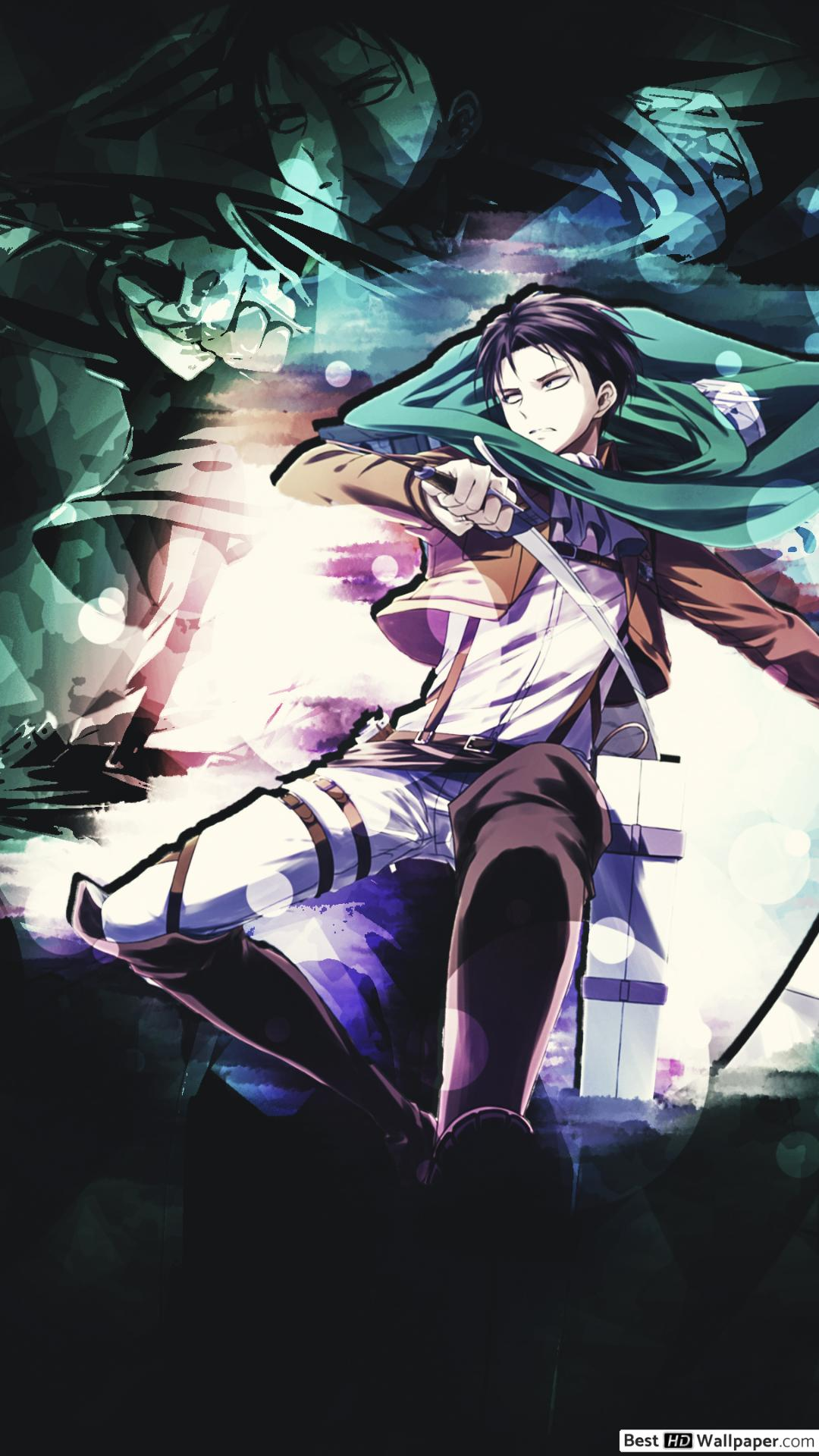 Levi Ackerman Wallpapers Posted By John Walker