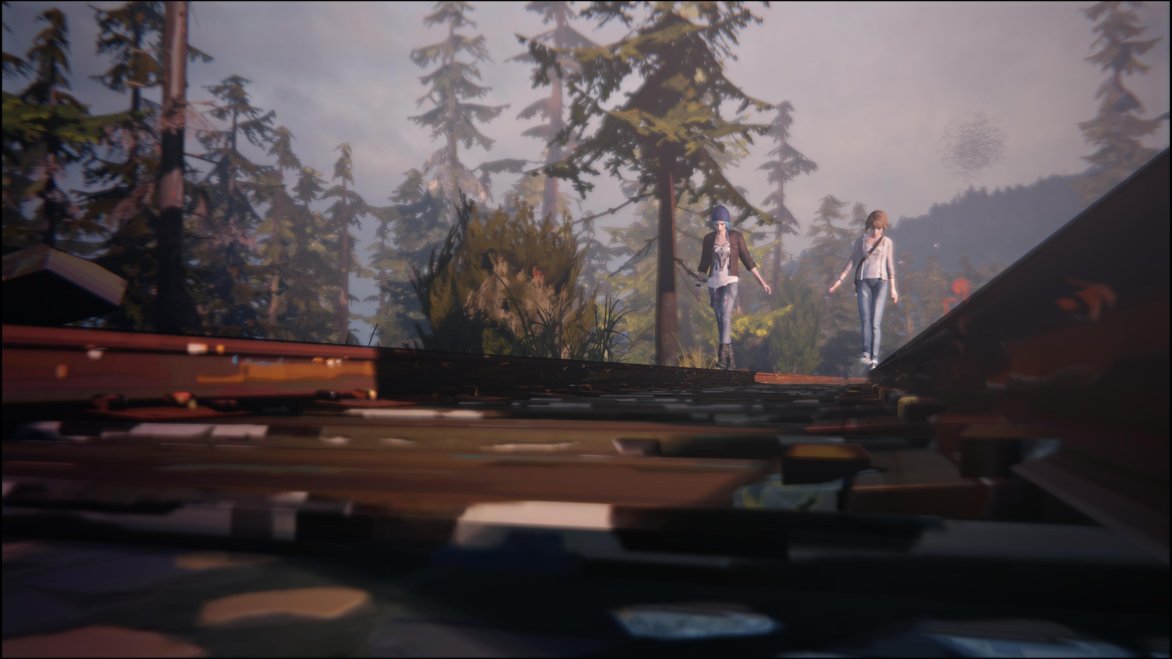 Life Is Strange 4k Posted By John Tremblay