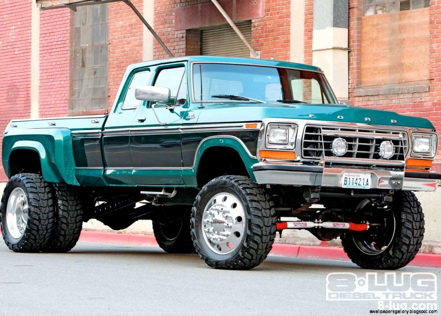Lifted Truck Wallpaper Posted By Sarah Tremblay
