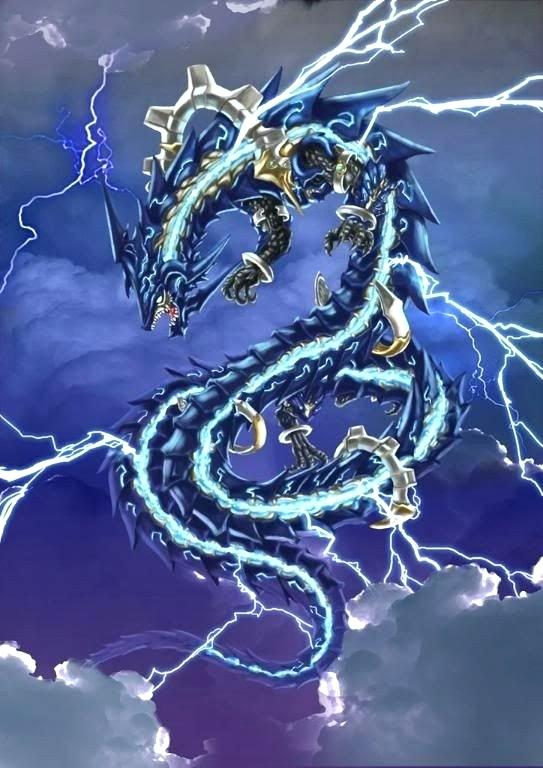 Lightning Dragon Wallpaper Posted By Samantha Thompson