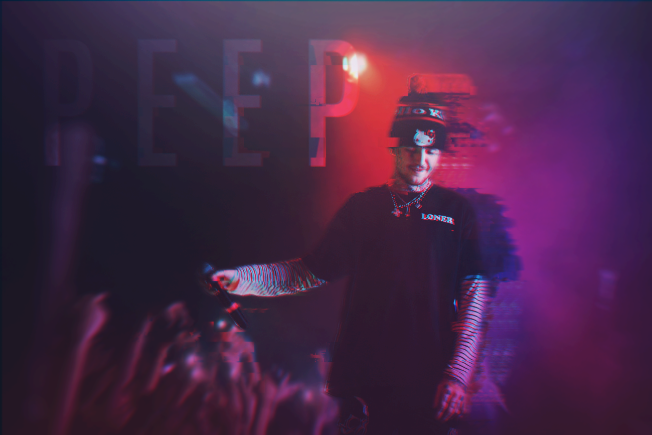 Lil Peep 1920x1080 Posted By Ethan Thompson