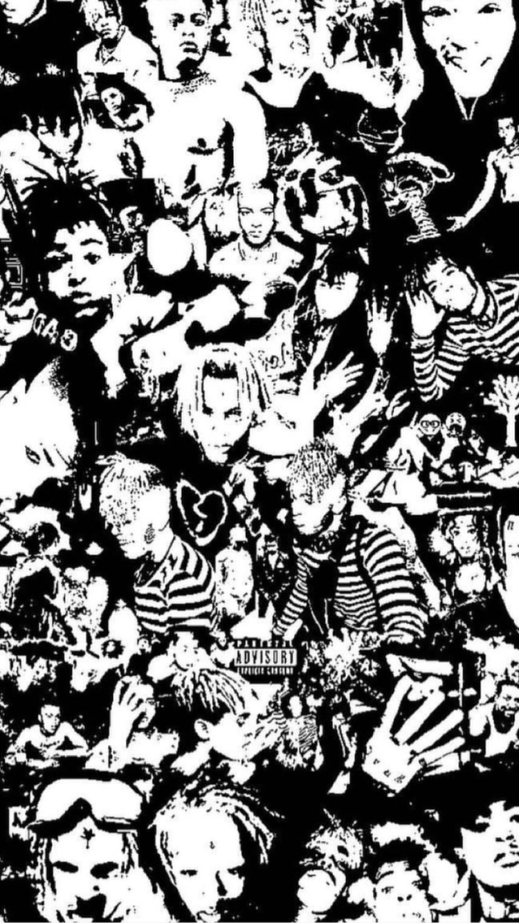 Lil Peep Cartoon Wallpapers Posted By Zoey Mercado