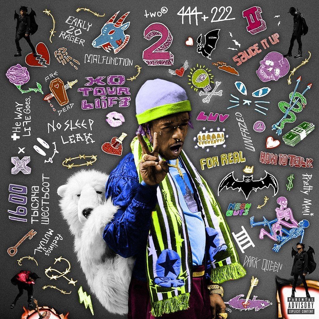 Lil Uzi Vert Album Wallpaper Posted By John Simpson Unique lil uzi vert posters designed and sold by artists. lil uzi vert album wallpaper posted by