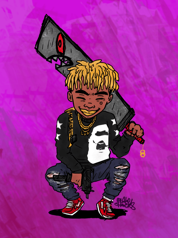 Lil Uzi Vert Cartoon Wallpaper Posted By Sarah Sellers Download the perfect lil uzi vert pictures. lil uzi vert cartoon wallpaper posted