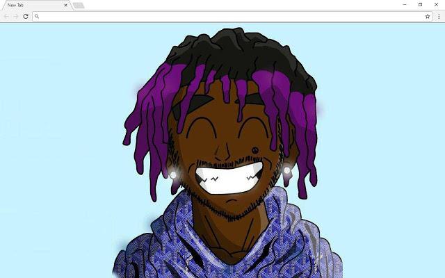 Lil Uzi Vert Cartoon Wallpaper Posted By Sarah Sellers Lil uzi vert eternal atake globes hoodie + deluxe digital album. lil uzi vert cartoon wallpaper posted