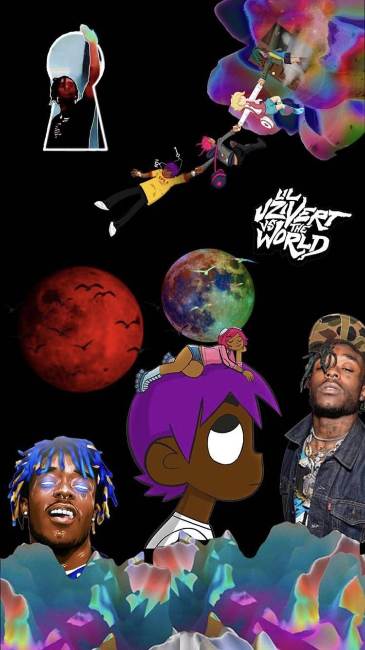 Lil Uzi Vert Cartoon Wallpaper Posted By Sarah Sellers Pluto x baby pluto (deluxe) future, lil uzi vert copied to clipboard failed copying to clipboard. lil uzi vert cartoon wallpaper posted