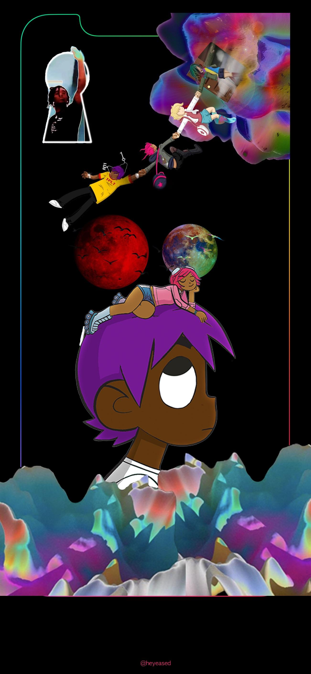 Lil Uzi Vert Sanguine Paradise Wallpapers Posted By Michelle Johnson
