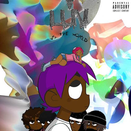 Lil Uzi Vert Vs The World Wallpaper Posted By John Johnson Lil uzi vert s hd with a maximum resolution of 2560x1440 and related vert or wallpapers wallpapers. lil uzi vert vs the world wallpaper