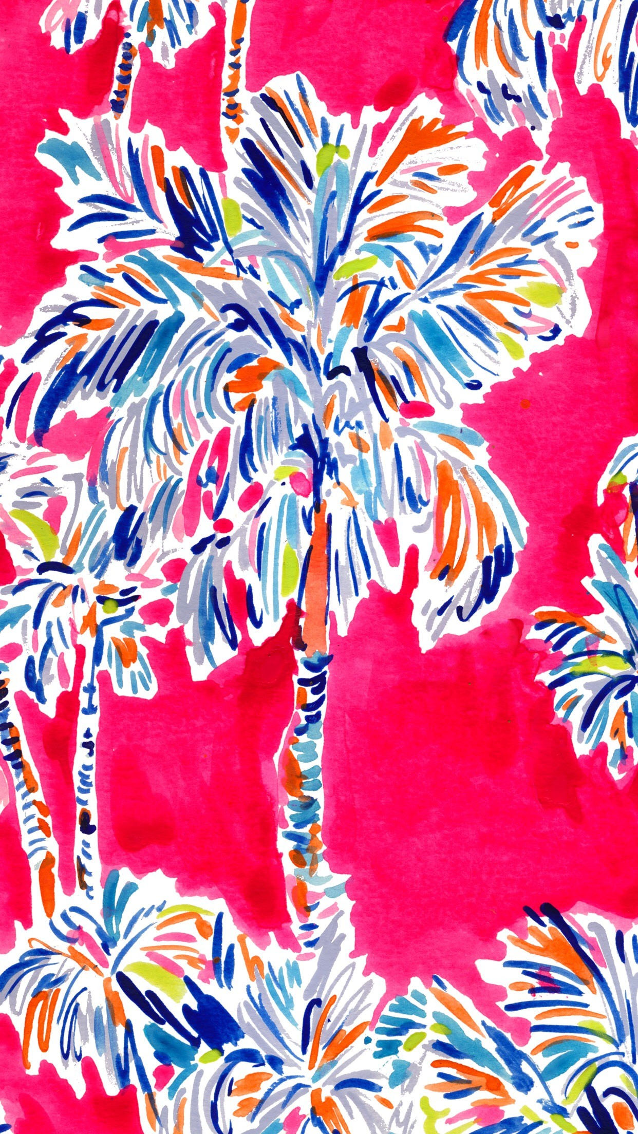 Lilly Pulitzer Phone Wallpaper Posted By Ethan Sellers