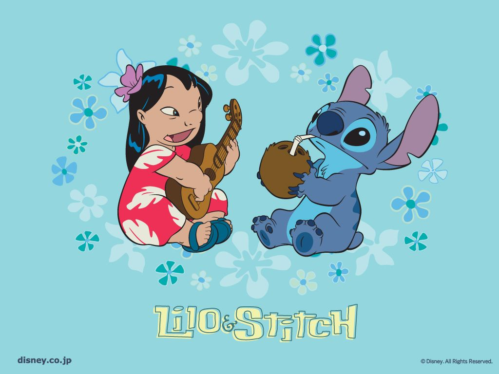 Lilo And Stitch Background Posted By John Johnson